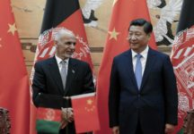 afghanistan china