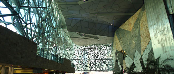 Federation Square, Melborne