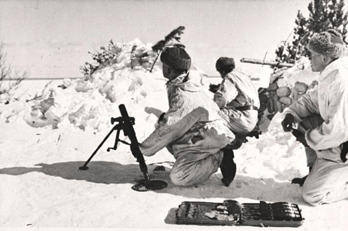 Light bombers in use during the winter of 1939-40