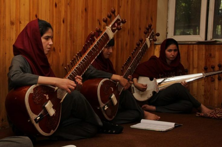 Music in Afghanistan