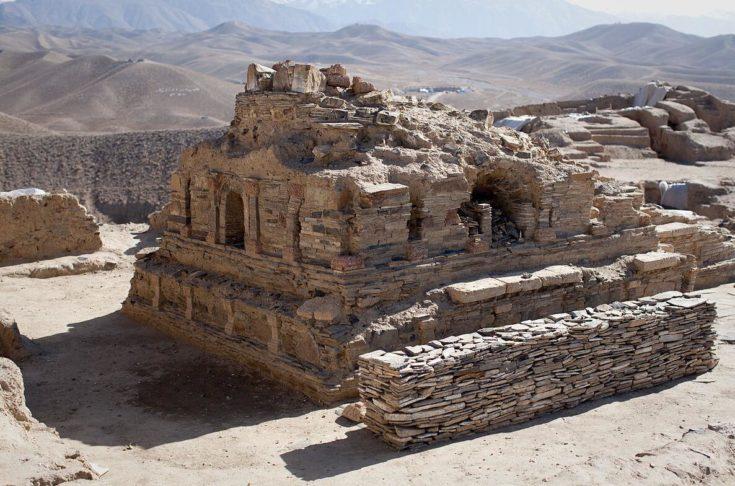 Bronze Age Buddhist