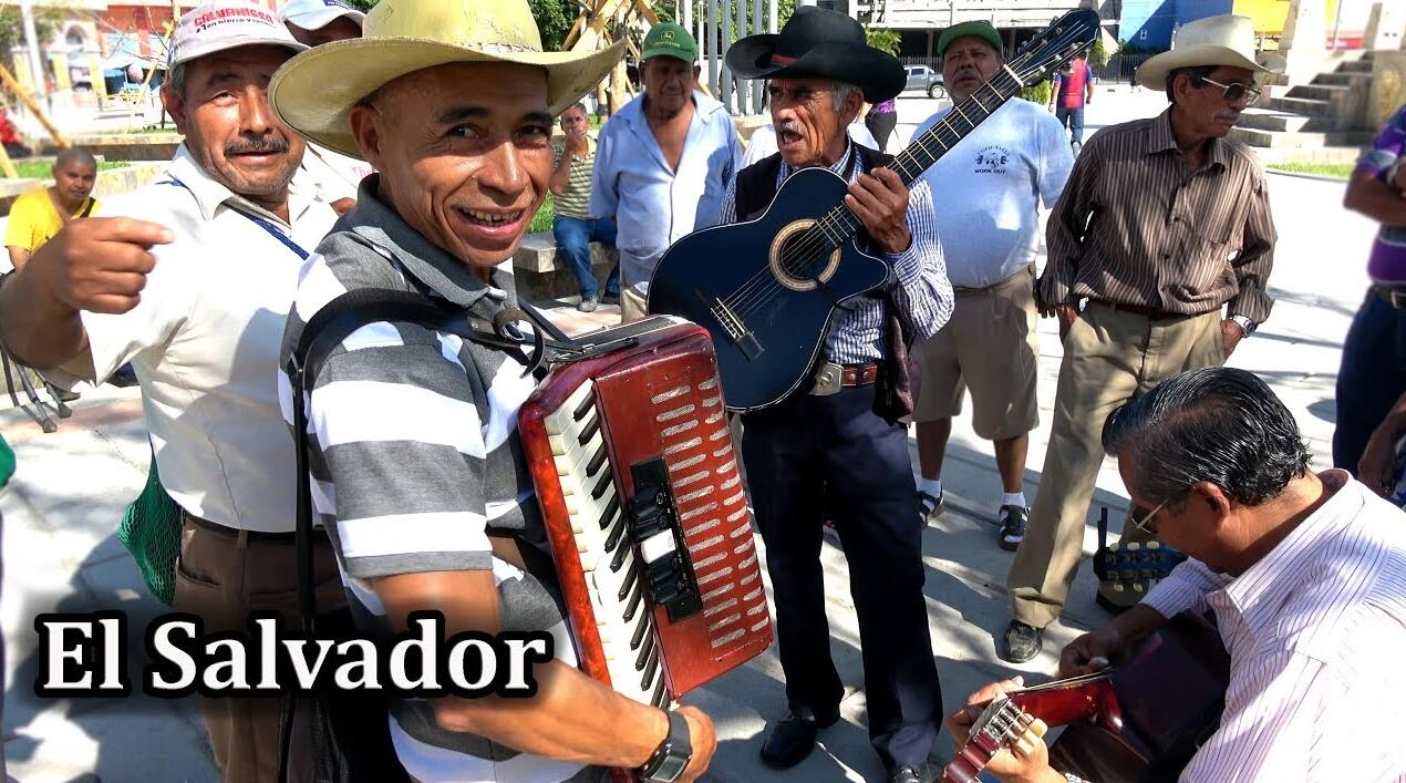 Music in El Salvador