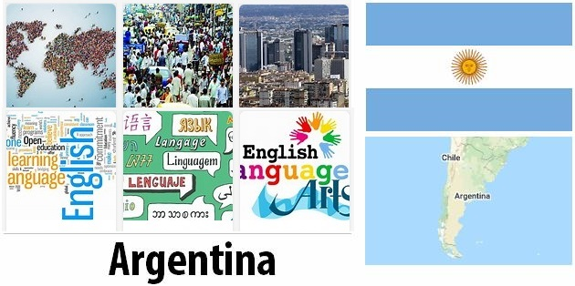 Argentina Population and Language