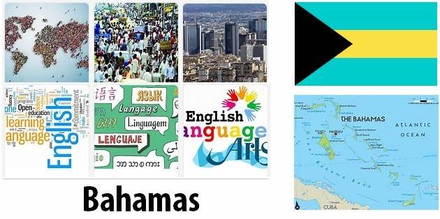 Bahamas Population and Language