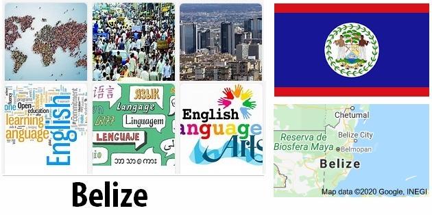Belize Population and Language