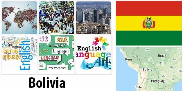 Bolivia Population and Language