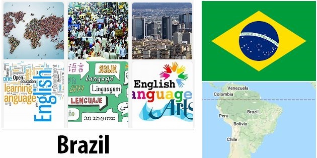 Brazil Population and Language