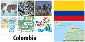 Colombia Population and Language