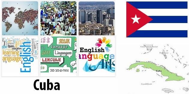 Cuba Population and Language