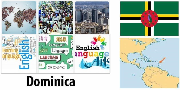 Dominica Population and Language