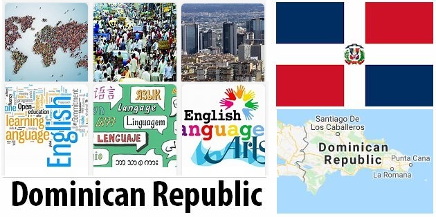Dominican Republic Population and Language