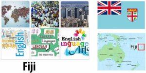 Fiji Population and Language