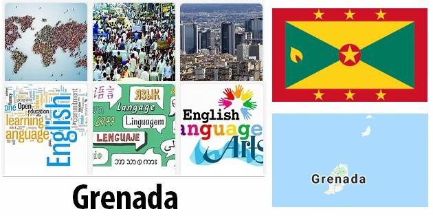 Grenada Population and Language