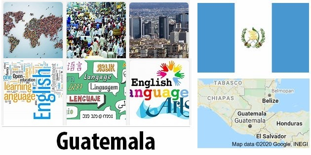 Guatemala Population and Language
