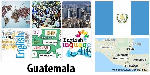 Guatemala Population and Language
