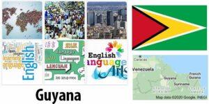 Guyana Population and Language