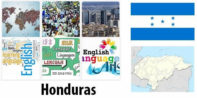 Honduras Population and Language