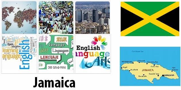 Jamaica Population and Language