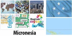 Micronesia Population and Language