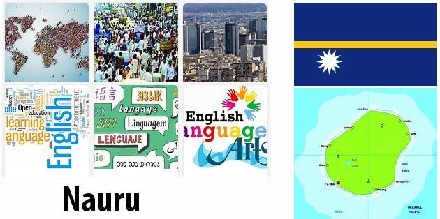 Nauru Population and Language