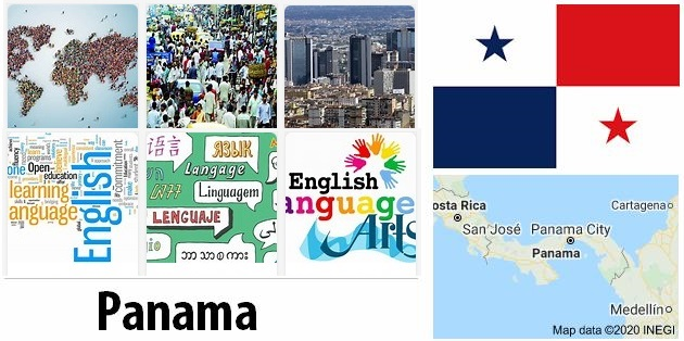 Panama Population and Language