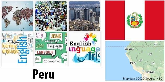 Peru Population and Language