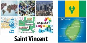 St Vincent Population and Language