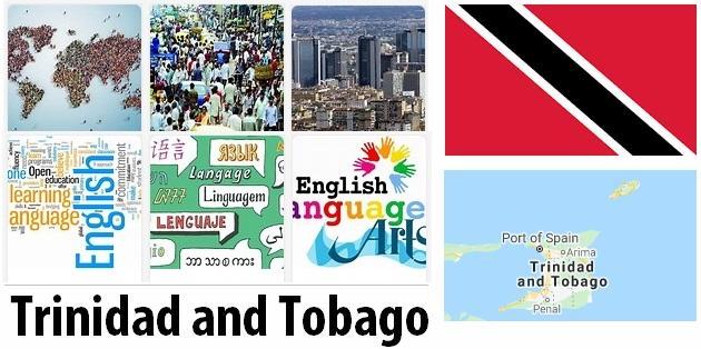Trinidad and Tobago Population and Language