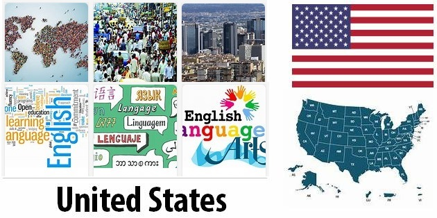 United States Population and Language