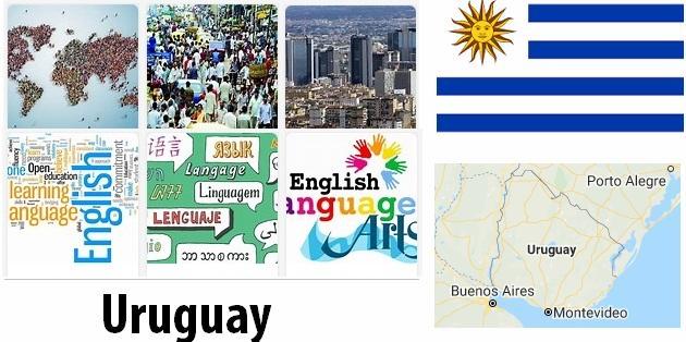Uruguay Population and Language