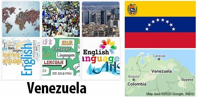 Venezuela Population and Language