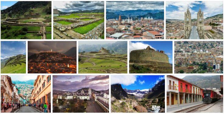 Ecuador World Heritage
