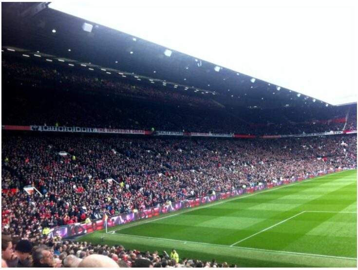 Football trip to Manchester and Liverpool