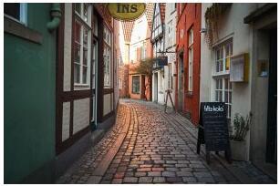 Schnoorviertel - Medieval district