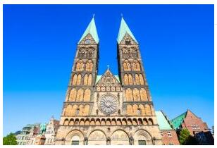The Cathedral of Bremen