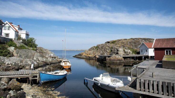 Experience Bohuslän's unique coastal nature