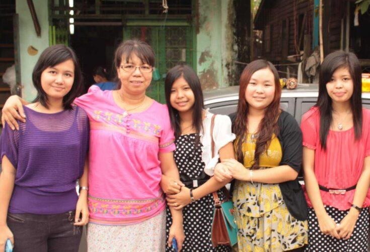 Myanmar Role of women
