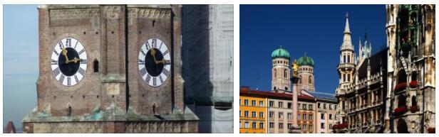 State Capital Munich