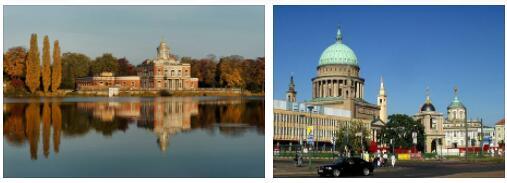State Capital Potsdam