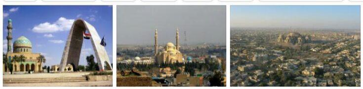 Iraq Travel Guide