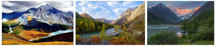 Golden Mountains of the Altai