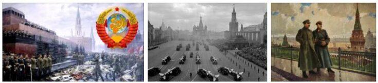 History of Soviet Union 3