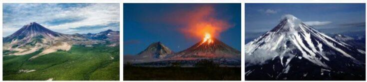 Kamchatka Volcano Region