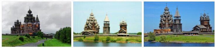 Kizhi Pogost Churches