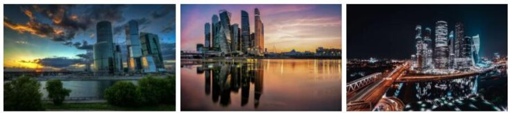 Moscow Cityscape 2