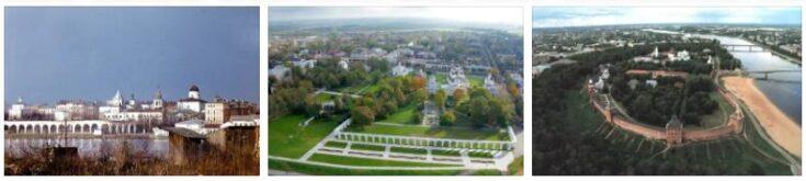 Novgorod and the Surrounding Area