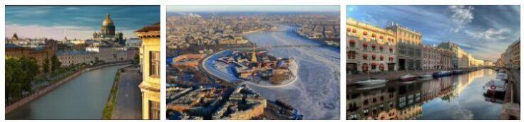 Old Town of Saint Petersburg