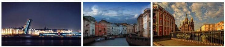 Saint Petersburg Cityscape