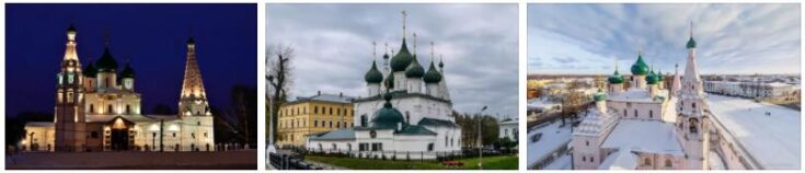 Yaroslavl Old Town