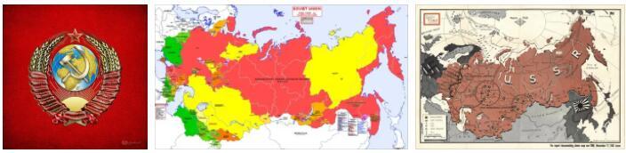 Soviet Union (1922-1991) 3
